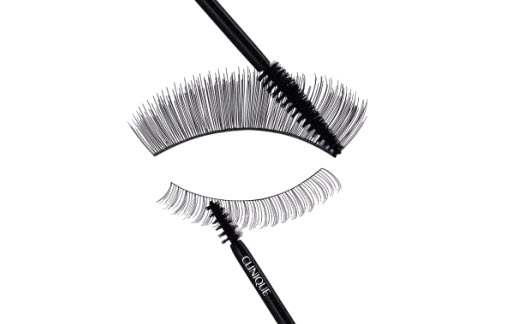 Clinique bottom lash high impact volume for Portent nick knight